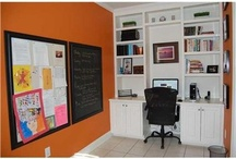 Home: Office spaces / by Andrea Jackson