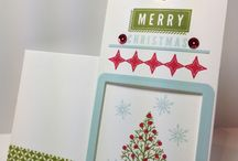 Stampin' Up! A banner Christmas