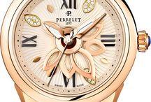 Perrelet / Marque innovante alors que cette dernière fut fondé en 1777, vous découvrirez quelques belles photos sur les modèles de cette marque dans ce tableau.