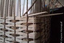 узоры плетение