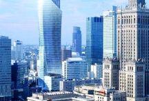 in <3 with the city Varsovie