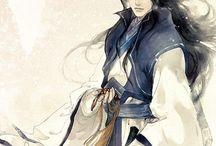 Oriental Fantasy Art