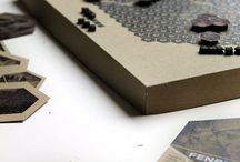 Paper game design inspiration / Images that make me think of paper games. Not all is from actual games. You might also want to take a look at http://www.pinterest.com/matsosjogren/card-game-design/