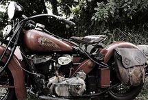 Motorcycle: Indian