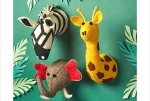 It's a Jungle Out There! / Fab Child's Room