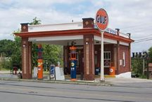 Design:  Gas Stations
