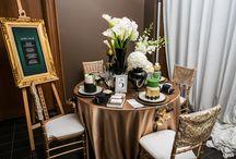 Event Styling, Decor & Florals by Sara Baig Designs / Events, tablescapes, weddings, soirées designed and styled by Sara Baig Designs !