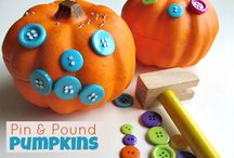 Classroom Clues/Pumpkins / by Heather Hollifield