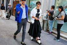 Street Style | Milano Fashion Week