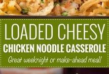 Make Ahead Suppers