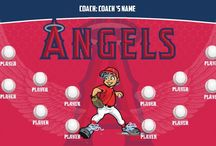 Baseball Banners / Create your own custom baseball banners, baseball pennants now