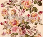 ROSES/ ROSE/ ROSEN - DECOUPAGE PAPER WITH ROSES / CALAMBOUR'S PAPER FOR DECORATION WITH ROSES/ROSE/ROSEN