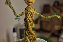 sculpture à modeler