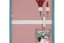 knitting storage / How to store all of my knitting tools and yarn / by browneyedbabs (pinterest)