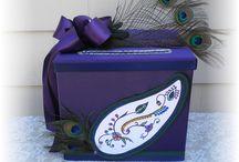 Wedding Card box / by Twylen Hadley