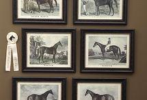 Equestrian Decor...