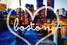 Meet Me In Boston ❤ / by Alyssa McLamb