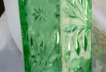 Depression glass..