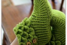 crochet / by Patty Getz