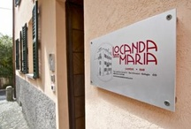 Locanda della Maria / Accogliente B&B nella caratteristica frazione di San Giovanni. Nuova apertura.  Cosy B&B in the hamlet of S. Giovanni. New opening.