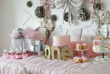 Birthday party / by Evince Design