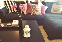 My apartment / by Odeline Charles