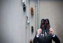 Wedding | Groom portraits on-location