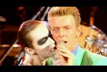 R.I.P David Bowie / The music from David Bowie - May he rest i peace.
