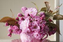 Garden Flowers in the Home