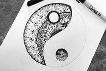 Zentangle/Pattern