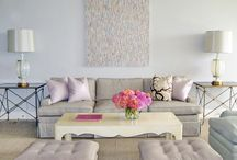 living/family/great rooms / by Michele Scott