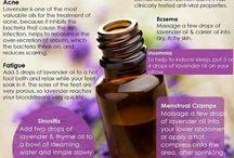 uleiuri esențiale naturale