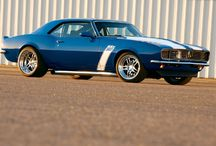 All American muscle