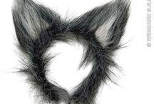Wolf costume