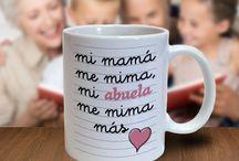 feliz día Mami y abuela