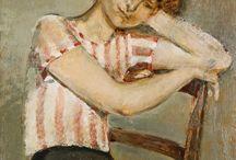 arte - Balthus (1908-2001) / arte . pittore francese di origine polacca