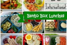 ❖✦∙ Bento boxes and food inspiration ∙✦❖ / Bentoboxes and possible, suitable food