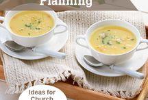 Women's ministry planning ideas