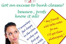 Have you ever bunked classes?
