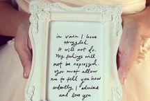 Wedding tips / by Kim Lortie