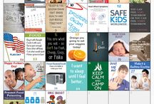 Calendars to get you motivated!