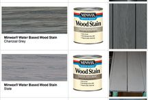 Stains for wood