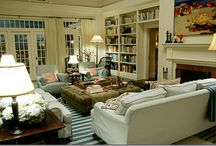 Living Rooms / by Donnell Louviere