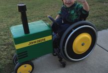 We Love Wheelchairs! and other Special Needs Parenting Issues / Wheelchair living