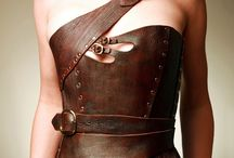 Leatherwork / by Inga Finch