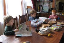 (Bilingual) Homeschooling / Resources for bilingual homeschooling in German and English