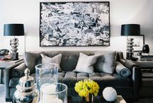 Home Decor - Living Room / by Stacy Ludden