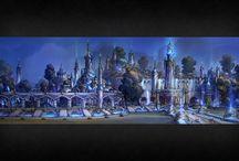 Warcraft concept