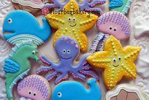 medovníčky ,chobotnice a iné