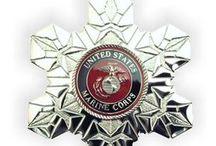 Marine Ornaments